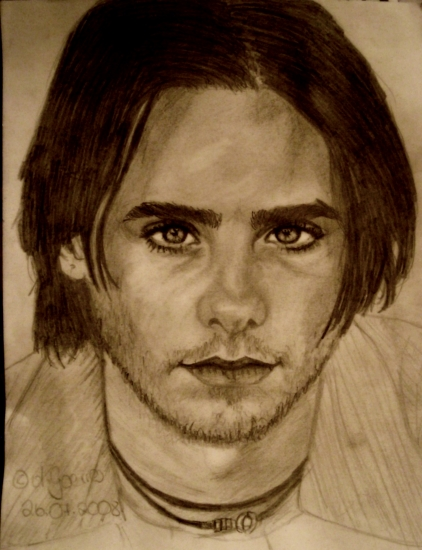 Jared Leto by Luthien